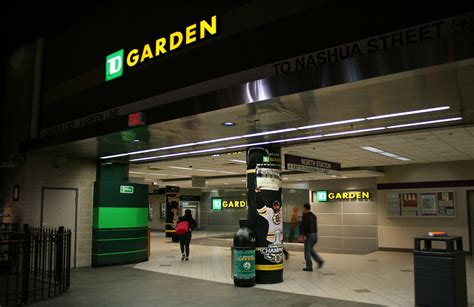 Parking For Td Garden by Upton Partners Td Garden