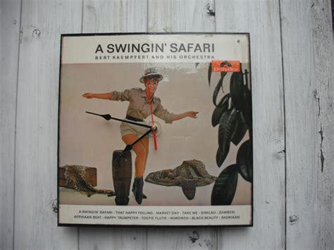 a swinging safari a swingin safari album covers records reloved