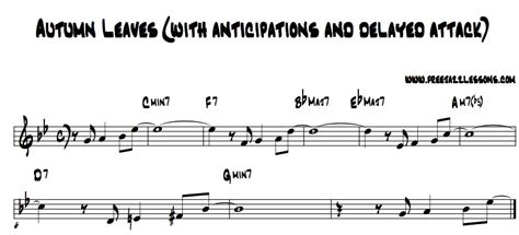 how to write swing music jazz rhythm how to practice this skill