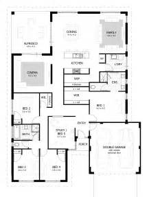 plans home 4 bedroom house plans home designs celebration homes