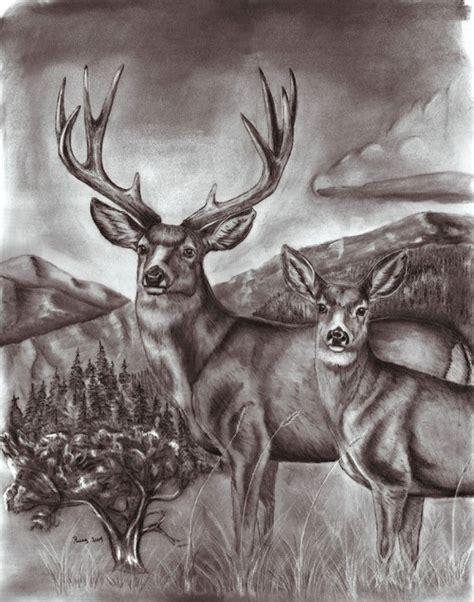 mule deer tattoo designs 78 images about back ideas on deer
