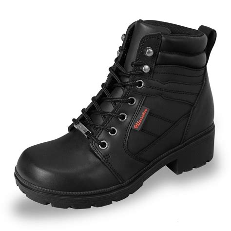 motorcycle boots canada milwaukee womens mb246 rally boots boots shoes