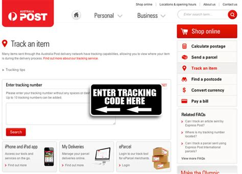 Australian Phone Number Tracker Track Your Order Sporty S Health
