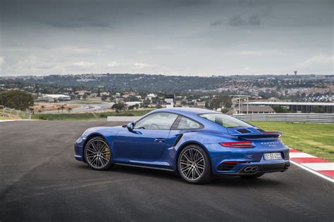 porsche 911 turbo s 2017 2017 porsche 911 turbo turbo s analysed in gallery