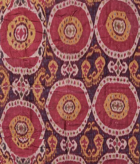 ikat pattern history antique ikat textiles textileasart com fine antique