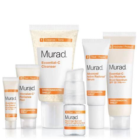 Murad Pomegranate Spa Kit by Environmental Shield Regimen Murad Skin Care Products