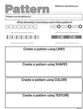 pattern games high school art pattern worksheets high school worksheets for all