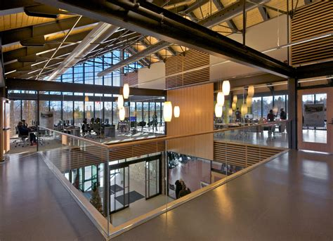 Home Design Software Library architecture photography brooklin community centre and