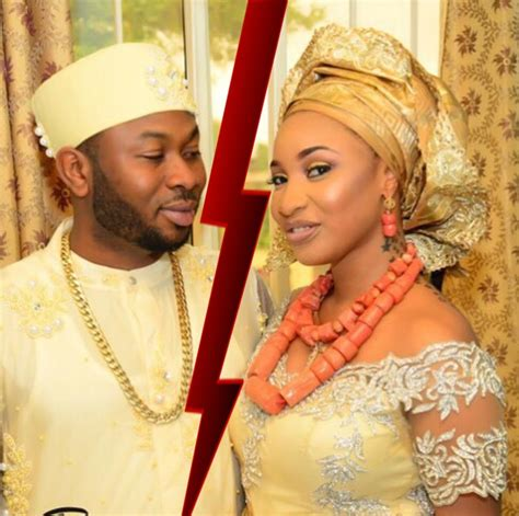 Annulled Marriage Records Viral Shows Tonto Dikeh Attacking And Slapping Ex Husband Churchill