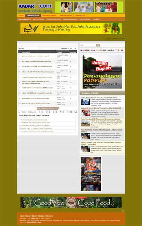 Kabar 6   Berita Seputar Tangerang dan sekitarnya
