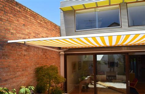 folding awnings melbourne folding arm awnings melbourne portside shutters and blinds