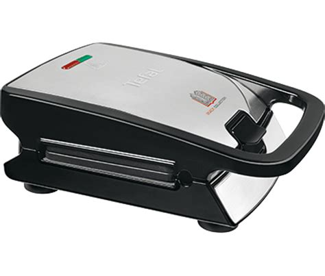 Sandwich Maker Toaster Tefal Croque Gaufre Snack Collection Sw853d12