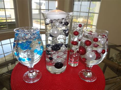 How To Store Water Beads Water Beads Design Water Pearl Centerpieces