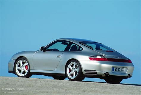 Porsche 911 996 Carrera by Porsche 911 996 3 4 Carrera 4 300 Hp