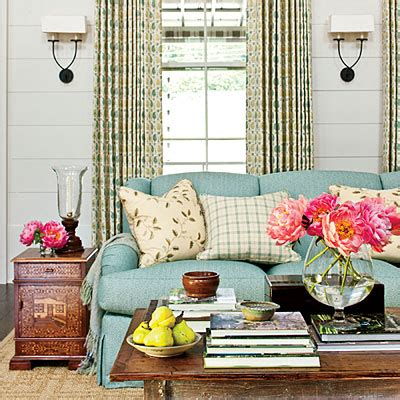 southern living room paint color choices for 2013 southern living idea house