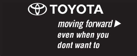 toyota slogan slogan of toyota cars