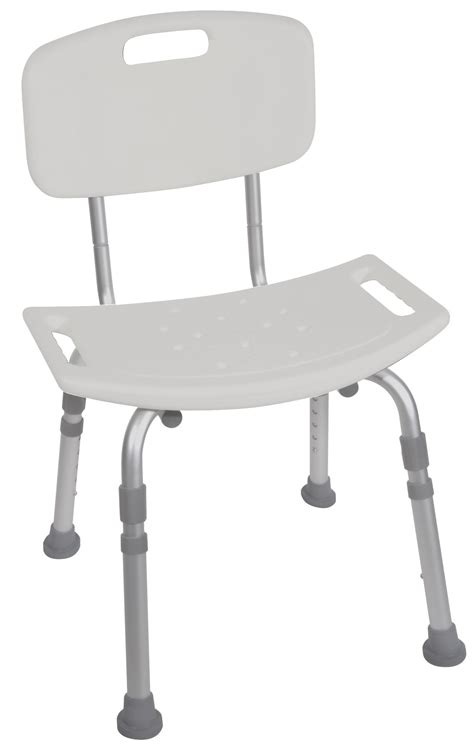 deluxe aluminum shower chair drive