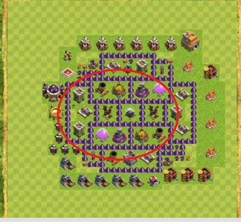 game mod coc terbaik inilah kumpulan game coc terbaik untuk formasi base town
