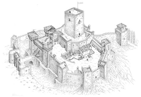 cmo leer castillos dibujando arquitecturas isi diccionario visual de arquitectura castillos y fortalezas