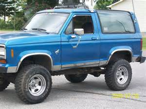 Ford Bronco 1985 Klogtruck 1985 Ford Bronco Ii Specs Photos Modification