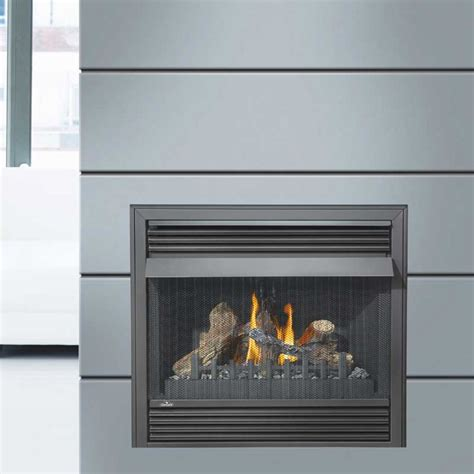 Vent Free Vs Vented Gas Fireplace by Napoleon Gvf36 2n Vent Free Gas Fireplace At Ibuyfireplaces