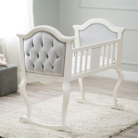 Crib Cradle by Babies Bassinet