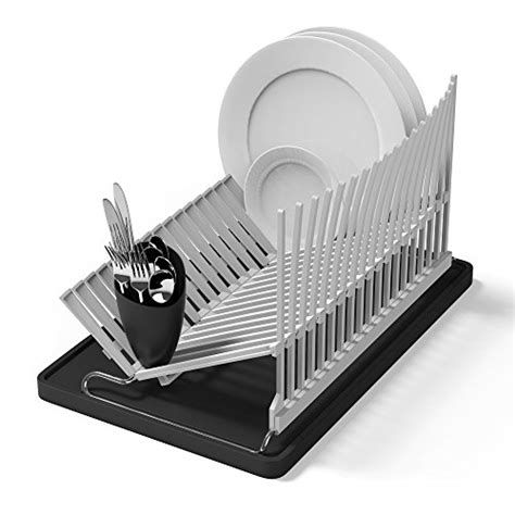 Dish Rack And Drainboard by Vremi Dish Rack And Drainboard Set Collapsible Foldaway