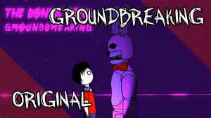 The bonnie song five nights at freddy s groundbreaking youtube
