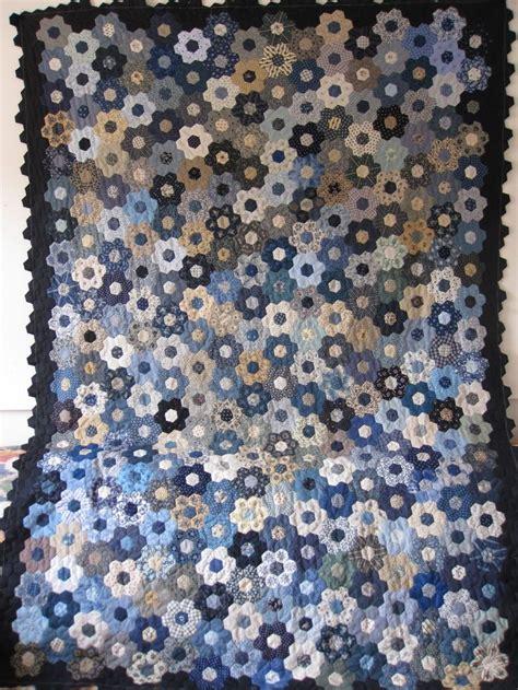 Patchwork Hexagon - best 25 hexagon quilting ideas on hexagon