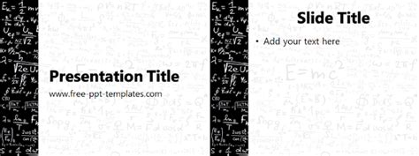 Editors Choice Free Powerpoint Templates Physics Powerpoint Template
