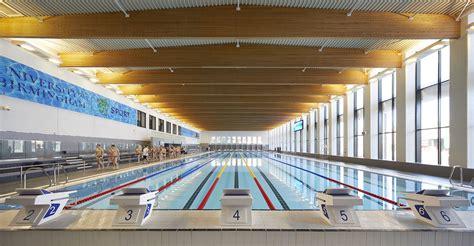 university  birmingham indoor sports centre eq light