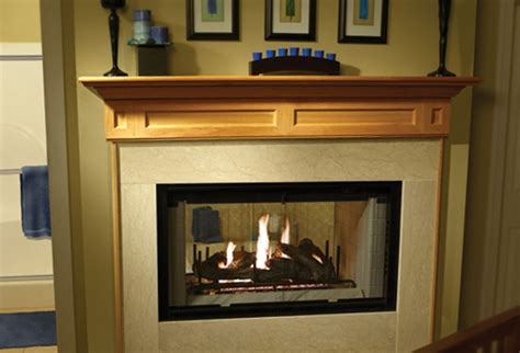 heatilator multi sided 42 inch wood burning fireplace for sale
