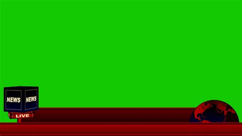 free green screen backgrounds live news flash lower third on a green screen background