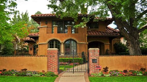spanish homes small spanish style homes metal roof spanish style ranch