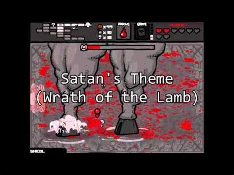 themes by isaac all binding of isaac boss themes vanilla rebirth dlcs