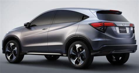 2015 Honda Urban SUV Review best price   FutuCars