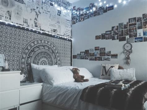 tumblr bedroom fairy lights bedroom tumblr