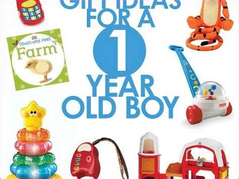 1 year boy birthday gifts pictures reference