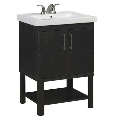 allen roth vanity cabinets shop allen roth foley 24 in x 19 1 4 in