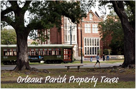 New Orleans Property Tax Records Orleans Parish Property Taxes Due By Jan 31 2012 For The Year2012 It S In