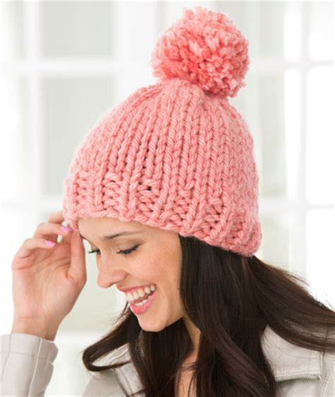 free hat knitting patterns using needles create some charm hat allfreeknitting