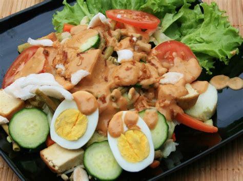 500 Gr Kacang Tanah Kupas Makanan Sali Lezat resep cara membuat gado gado spesial enak mangcook