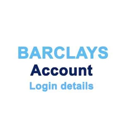 bank co uk www barclays co uk login details to barclays account