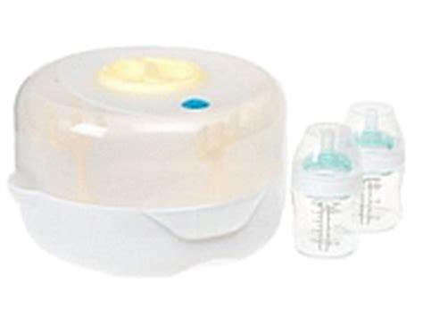 Baby Safe 6 Bottles Express Steam Sterilizer years soothie microwave sterilizer