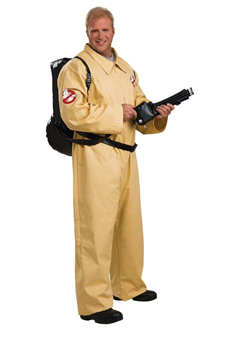 ghostbusters costume plus size deluxe ghostbusters costume
