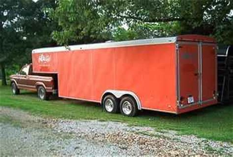 Shed Hauling Trailers For Sale by Used Farm Tractors For Sale Enclosed Trailer For Tractors