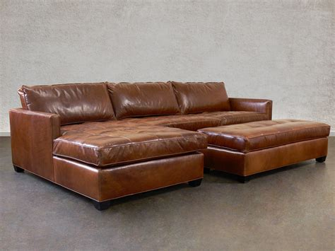Top Grain Leather Sectional Sofas by Arizona Leather Sofas Arizona Leather Sectional Sofa With