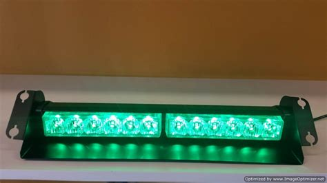 green led dash lights volunteer firefighter lights automo lighting led