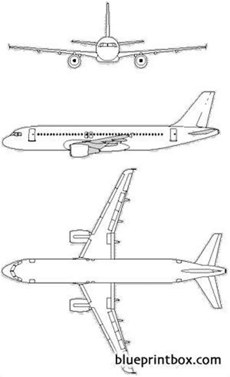 Rc Pesawat Airbus airbus a320 plans aerofred free model
