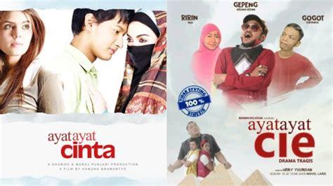 film komedi gepeng hanung bramantyo rilis parodi aac berjudul ayat ayat